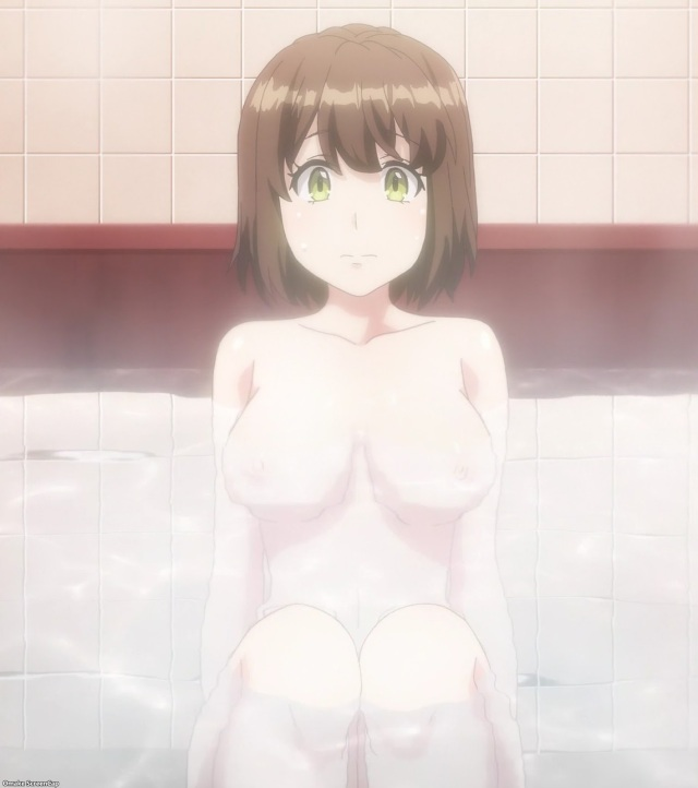 Kandagawa Jet Girls - Episode 3 - Rin in Bath