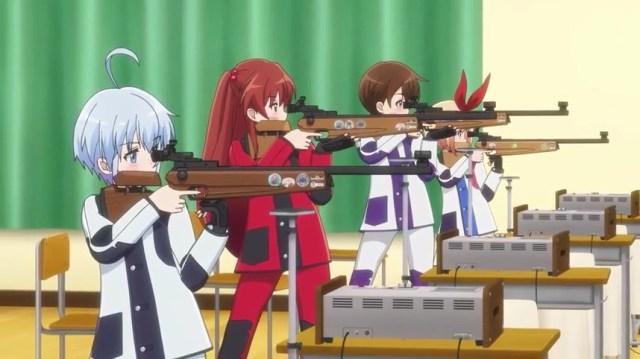 Rifle Club ready to train