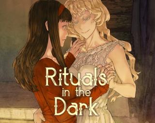 Rituals in the Dark Cover