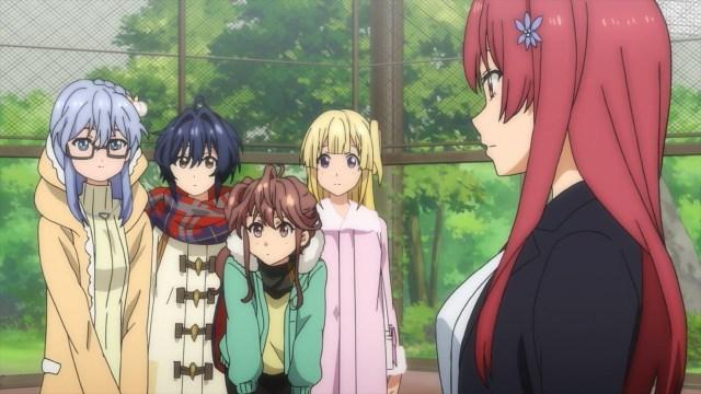 Akane, Miu, Sakura, Jun and Sato.jpg