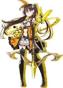 Death End re;Quest Lily