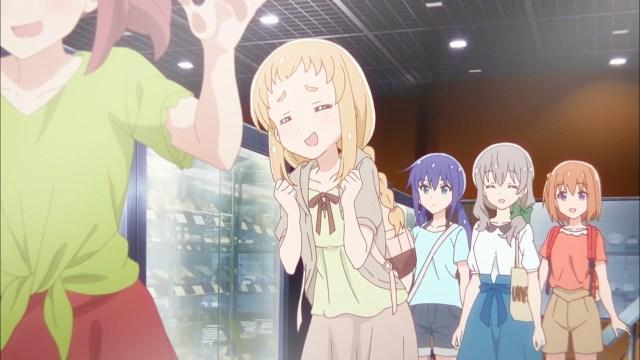 Ino elated Sakura is elated