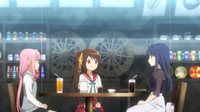 Iroha, Tsuruno and Yachiyo