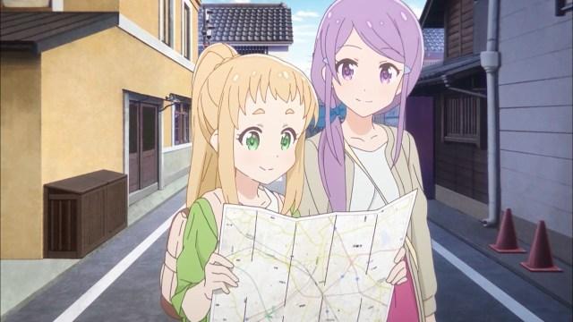 Suzu and Ino