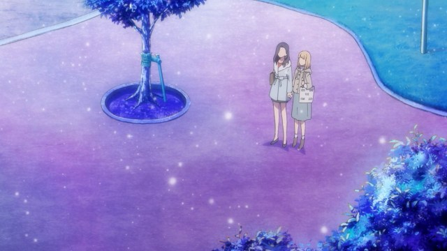Maki and Yumeri Christmas Date
