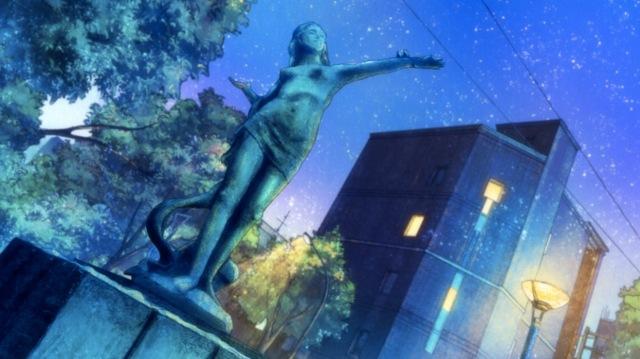 Yuri Goddess Statue
