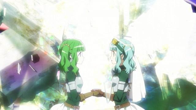 Ai and Sana's final moments