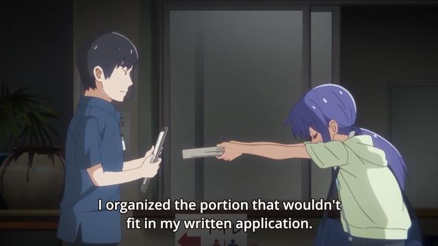 Ao applying for an observer spot