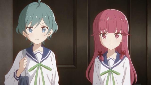 Chikage and Nanami