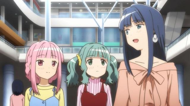 Iroha, Yachiyo and Sana