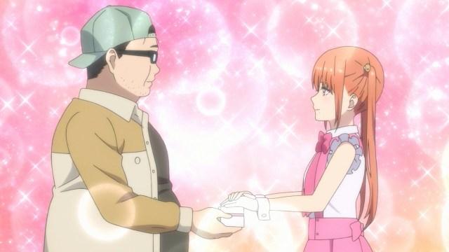 Kumasu and Reo having a moment