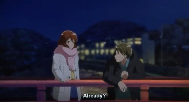 Kumiko and Shuuichi