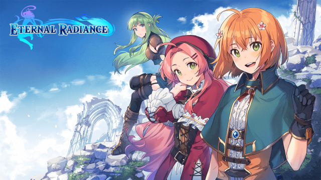 Eternal Radiance New Cover