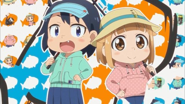 Hina and Natsumi