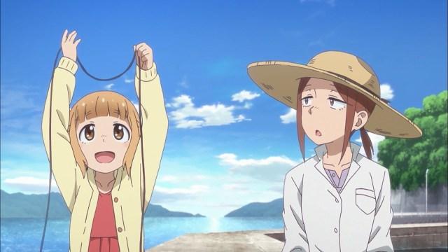Hina and Yuuki
