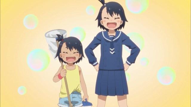 Kid and teen Natsumi