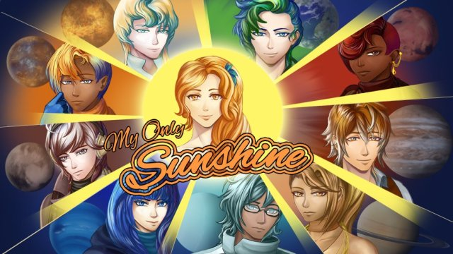 My Only Sunshine Cover