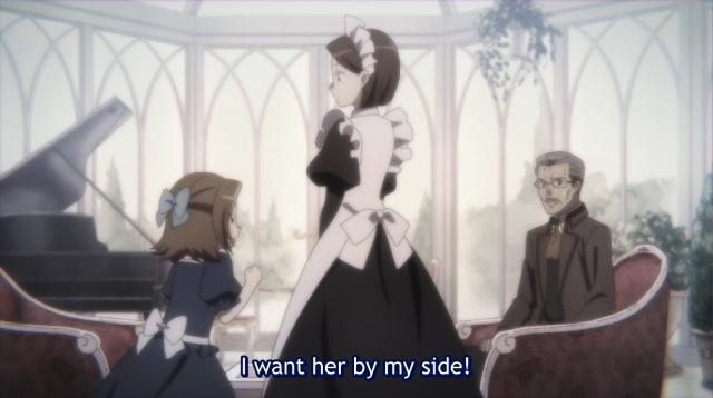 Catarina defies Anne's Dad