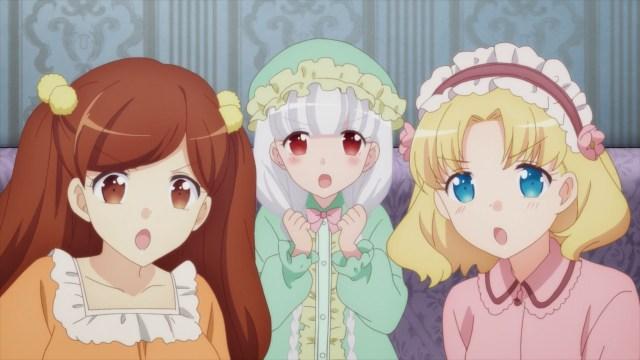 Mary, Sophia and Maria pajamas