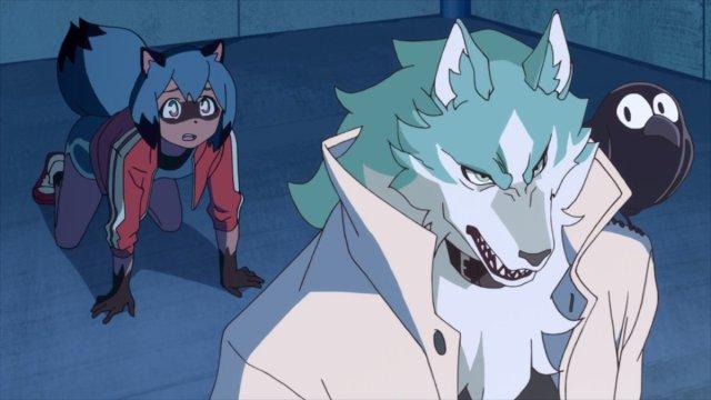 Michiru, Shirou and Kuro