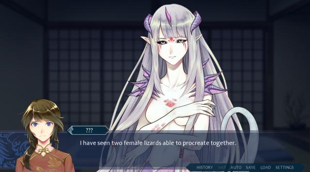 Mizuchi Linh and the Snake Goddess