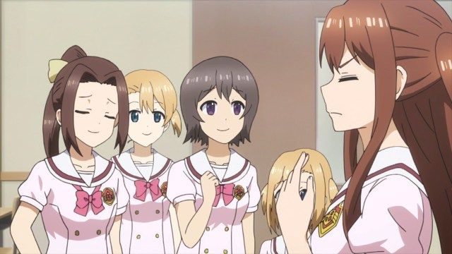 Yomi's friends not liking her chances