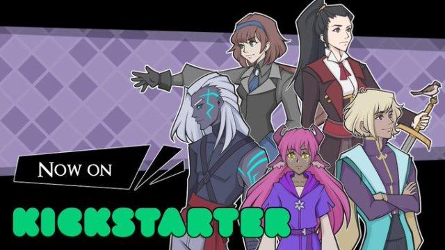 Arcadia Fallen Kickstarter