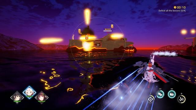 Azur Lane Crosswave Combat