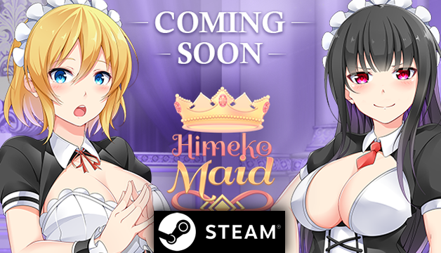Himeko Maid Steam Announcement