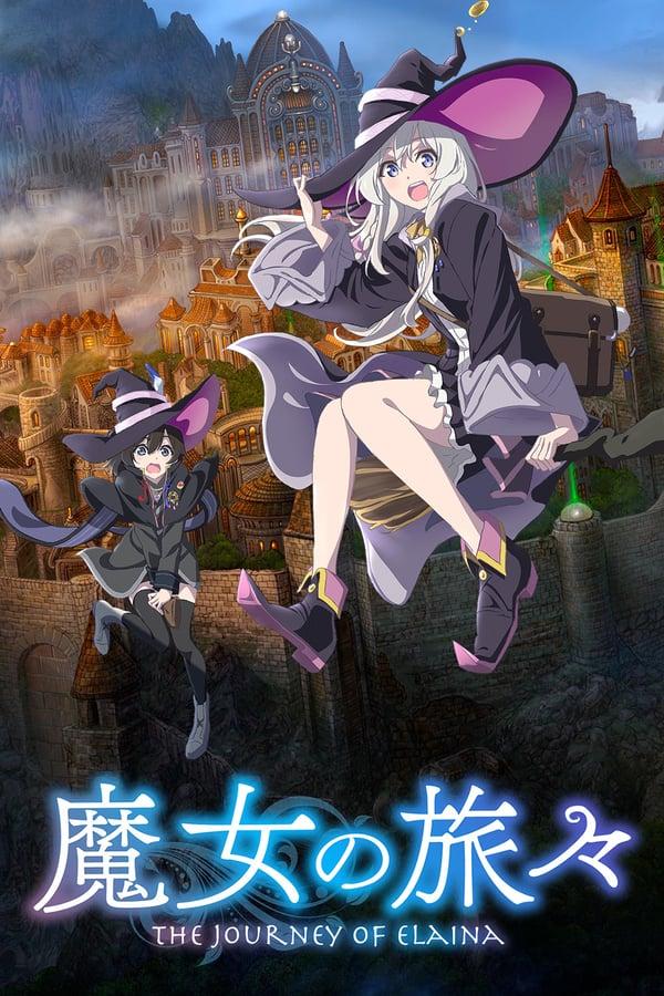 The Journey of Elaina Poster