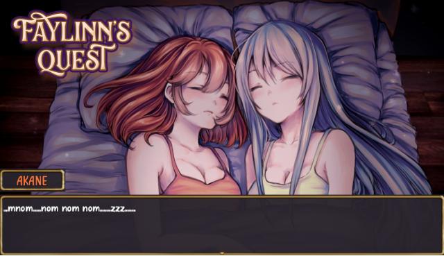 Faylinn's Quest Faylinn and Akane