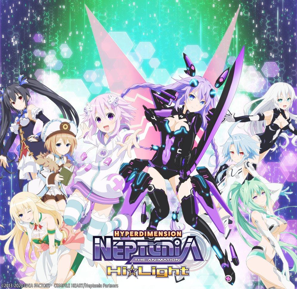 Neptunia TV Hi Light