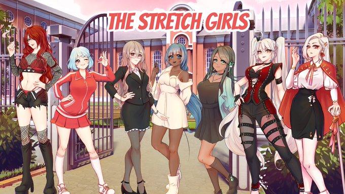 Fluvstruck Stretch Girls