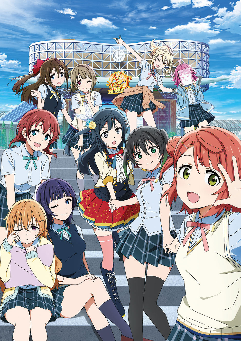 Love Live! Nijigasaki Girls Cover