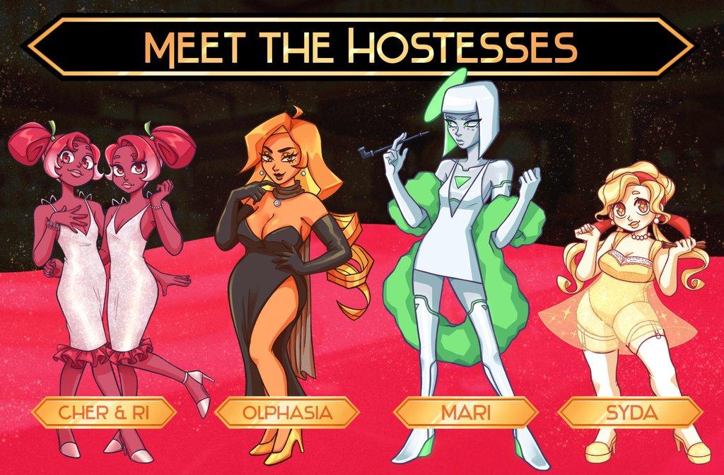 Mixology Hostesses
