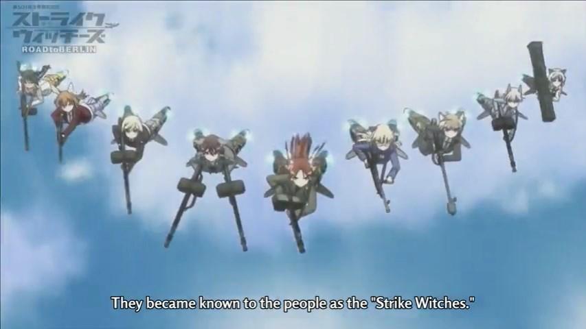 Strike Witches Return
