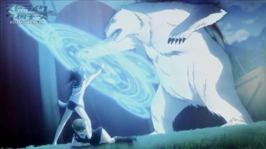 Yoshika vs Polar Bear