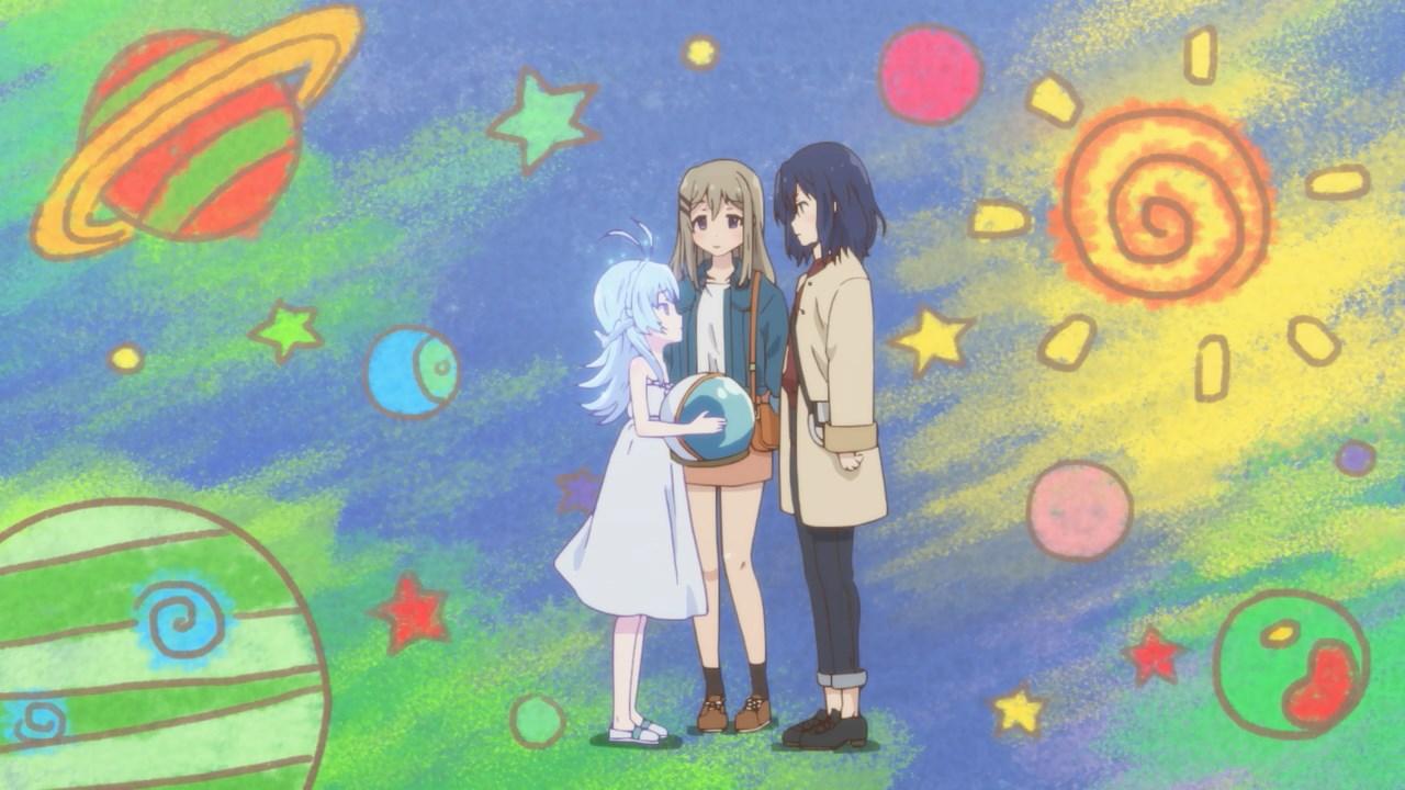 Adachi meets Yashiro