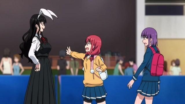 Iwamine, Nonon and Konomi