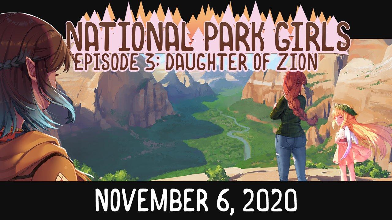 National Park Girls Episode 3 Release Date
