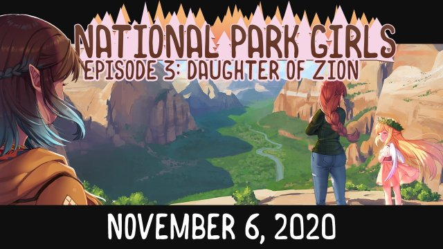 National Park Girls Episode 3 Release Date