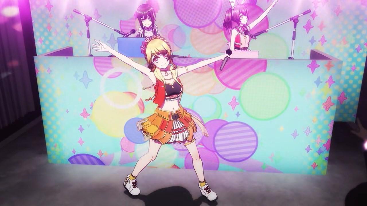 Rinku, Maho and Muni on stage again