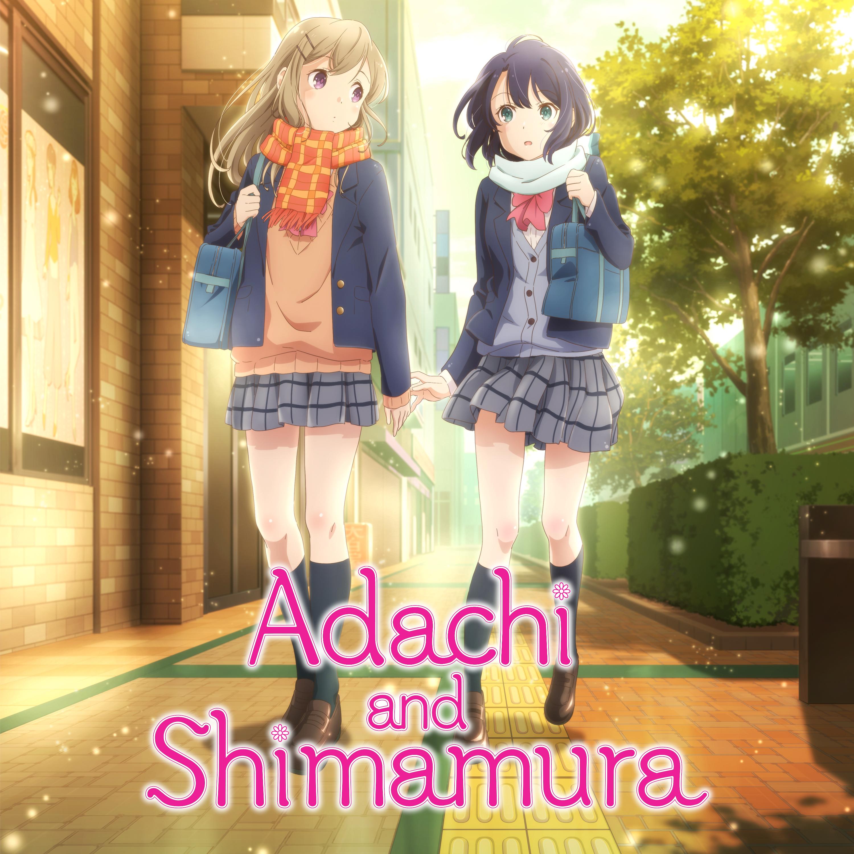 Adachi and Shimamura Cover