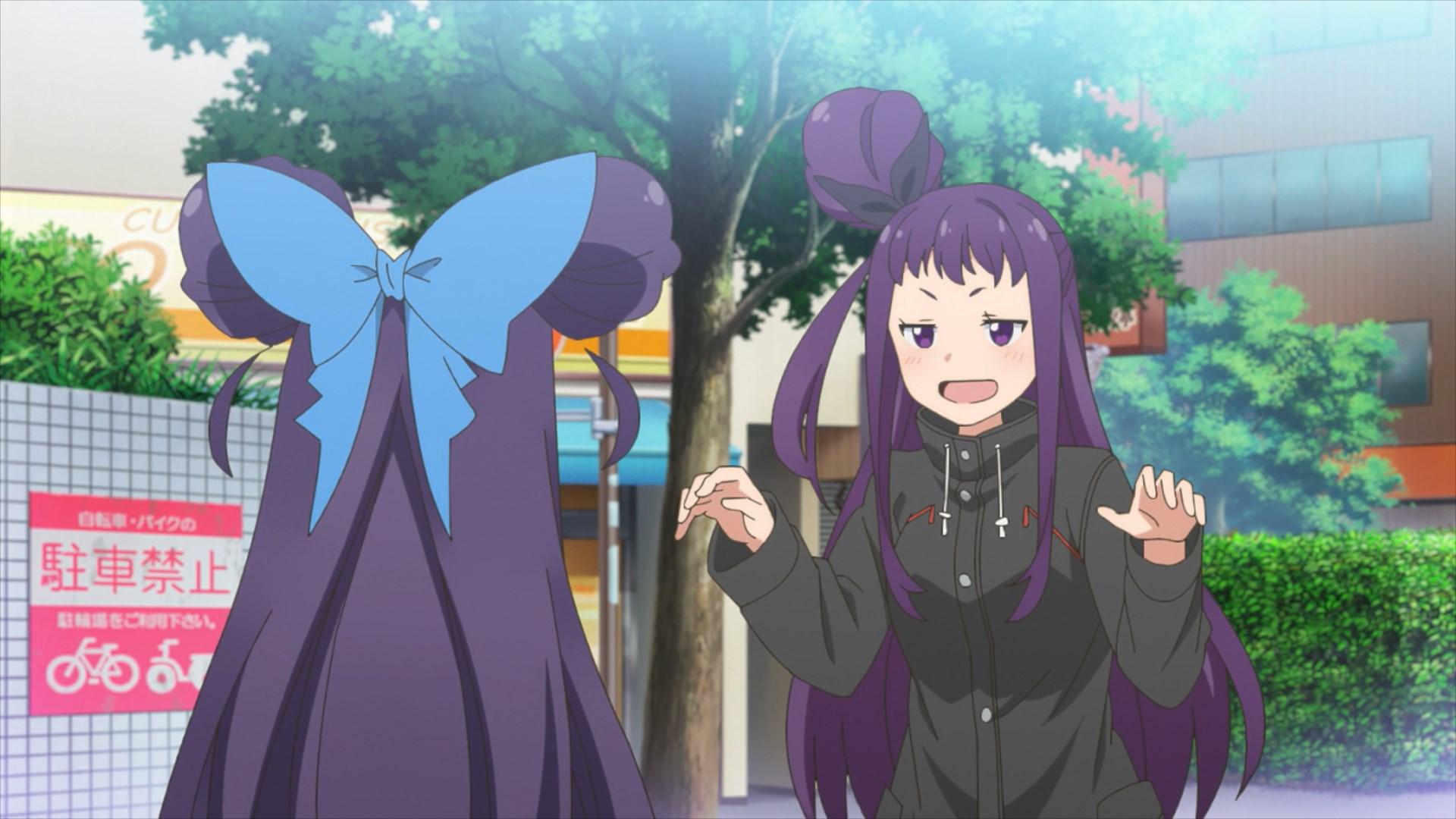 Chiko trying to bribe Roko