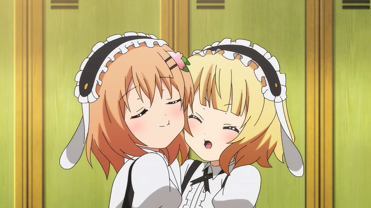 Cocoa and Syaro working together
