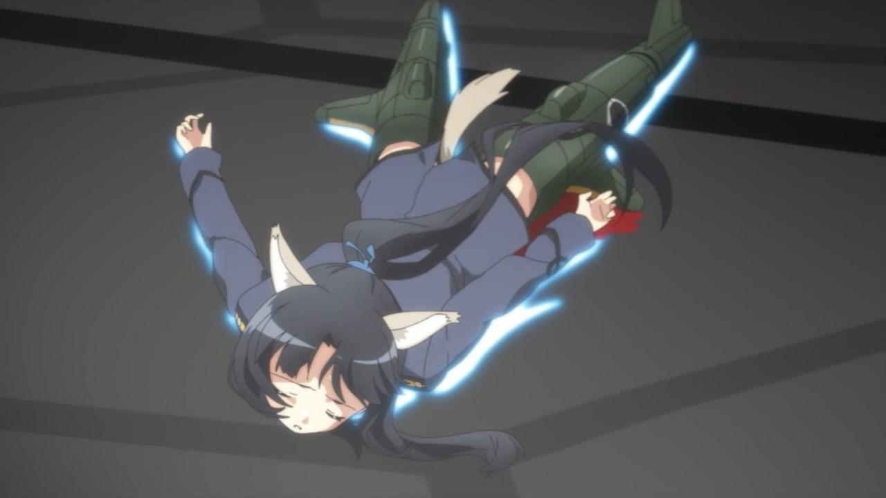 Shizuka down