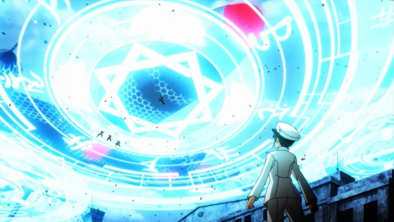 Yoshika's super barrier