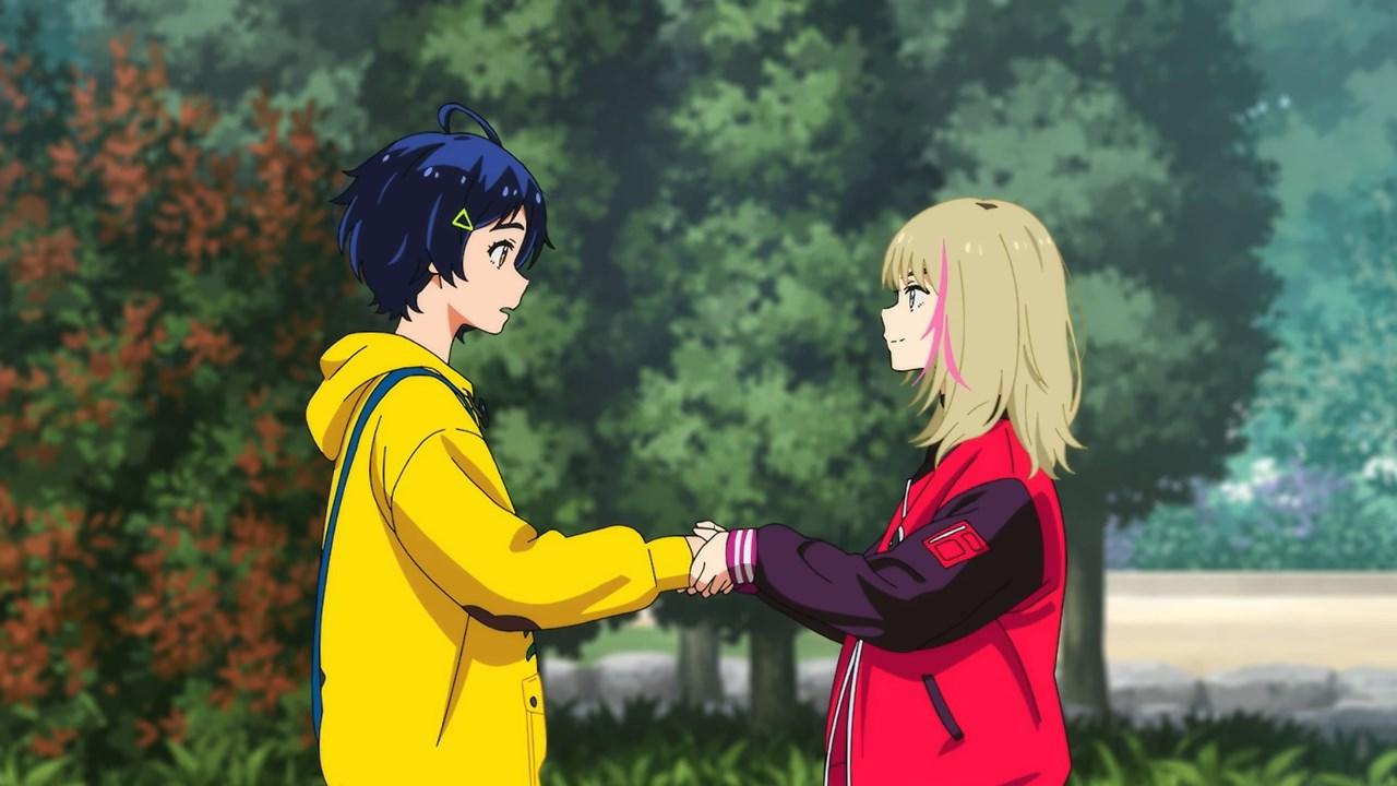Ai meets Rika
