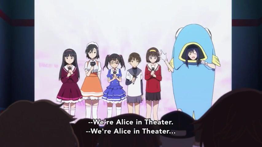 Alice in Theater idols