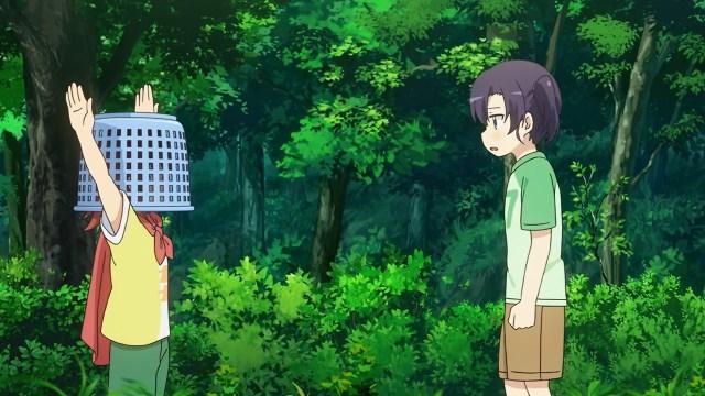Hikage Meets Komuso-Man